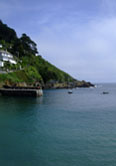 Polperro Harbour under development