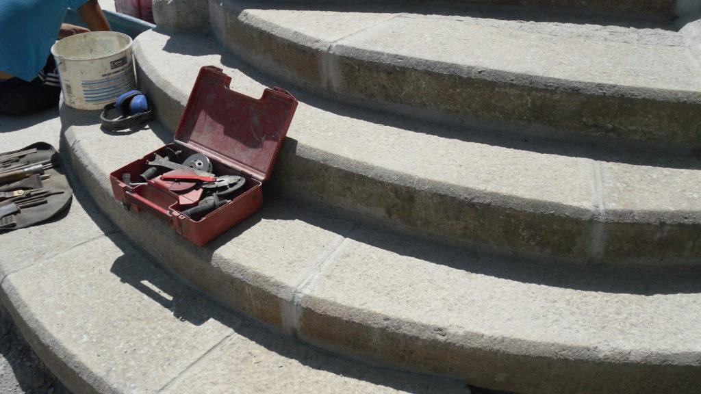 Radius Steps